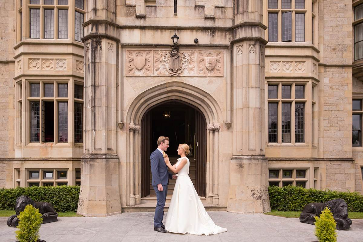 Lough Eske Newlyweds