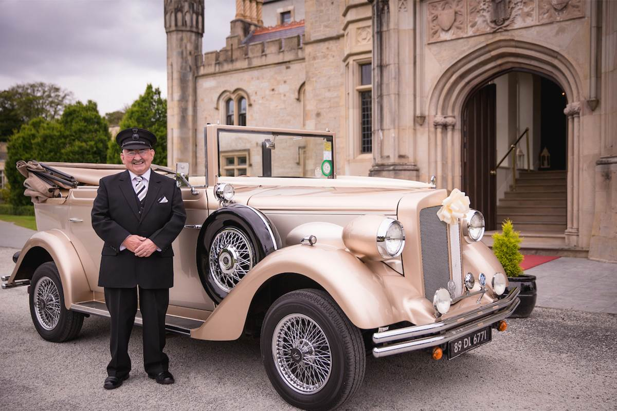 Lough Eske Wedding