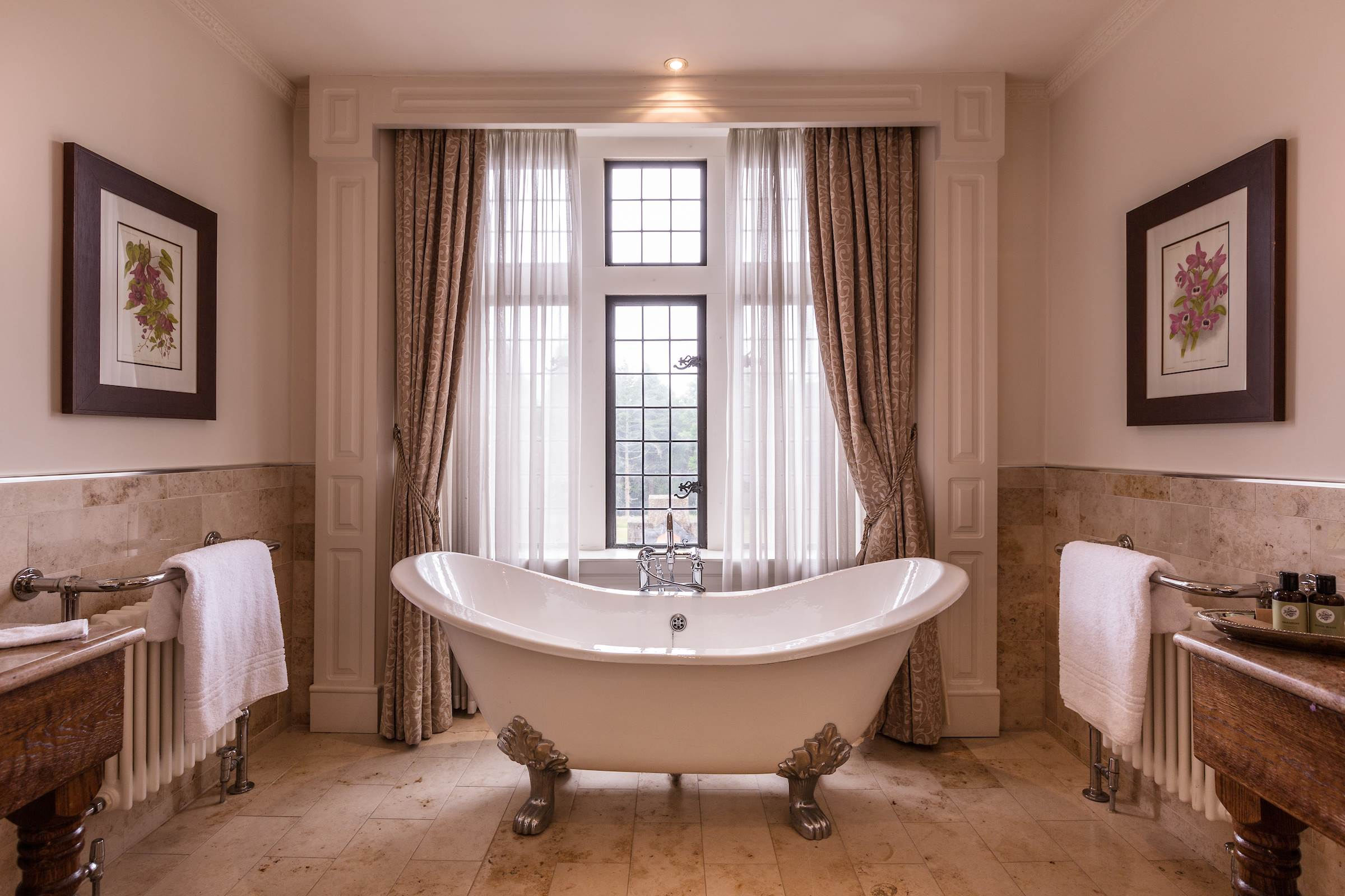Vice Presidential Suite Bath