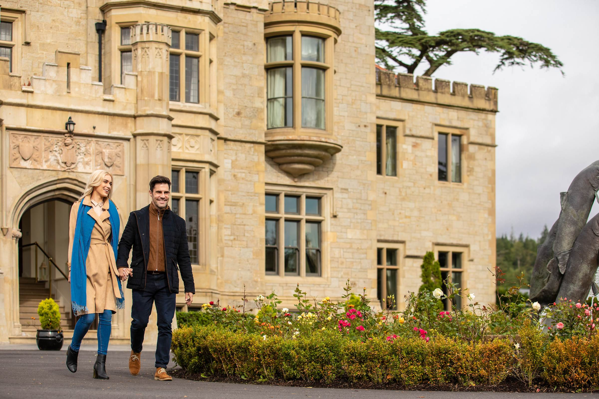 Romance at Lough Eske Castle