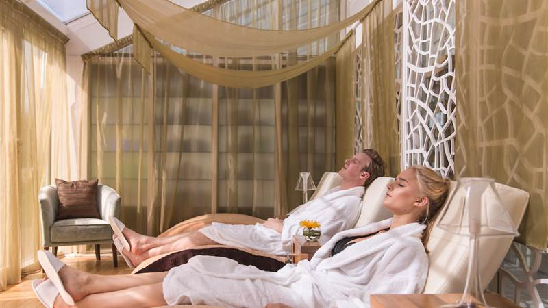Pamper yourself at Spa Solís
