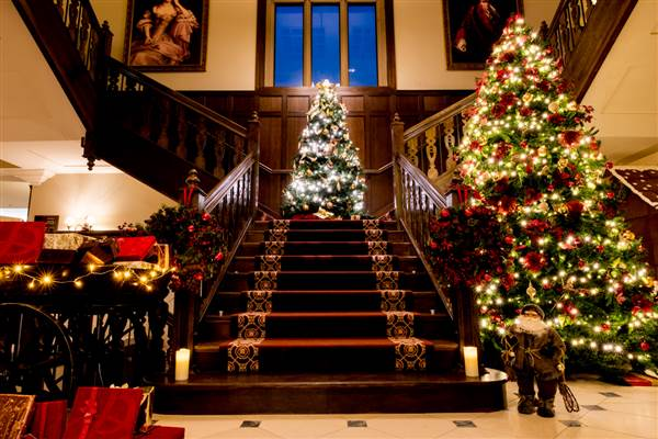 Four Night Christmas Festive Package