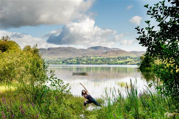Retreat to Lough Eske